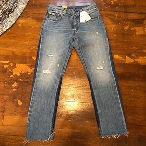 Levi's 501 Straight Jean